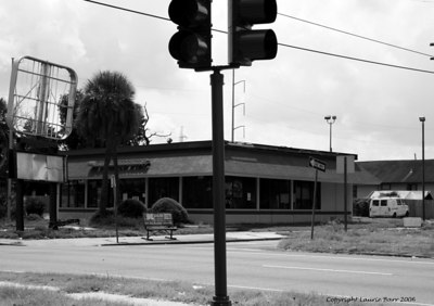 The Ninth Ward,Taken August 21,2006.Forgotten?