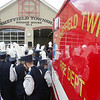 New Sheffield Township fire station :