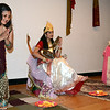 On May 11, dozens of families, including several who reside in Newtown, converged on the Alexandria Room at Edmond Town Hall for an annual Hindi Cultural Celebration. The students and families of the Greater Danbury Hindi Learning Center celebrated their heritage with readings, music, and dance, culminating in an ethnic feast. (Voket photo)