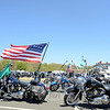 A motorcycle ride that made its way through Newtown on May 5 that was meant to honor those killed on 12/14 also raised $50,000, which will be divided among ten groups.   (Bobowick photo)