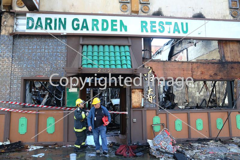 MANDARIN GARDEN FIRE