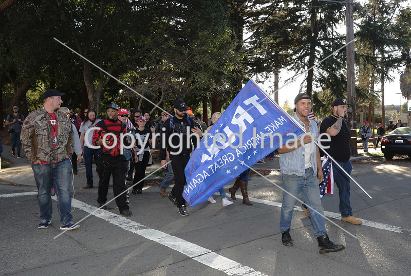 PATRIOT PRAYER RALLY