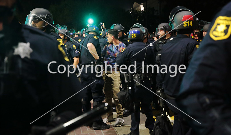 BEN SHAPIRO PROTEST