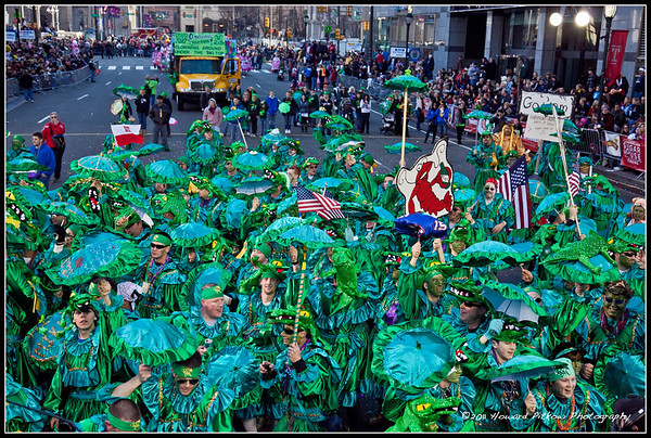A sea of green. Howard Pitkow / for Newsworks