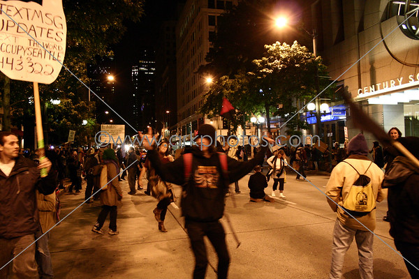Occupy Seattle 10/15/11