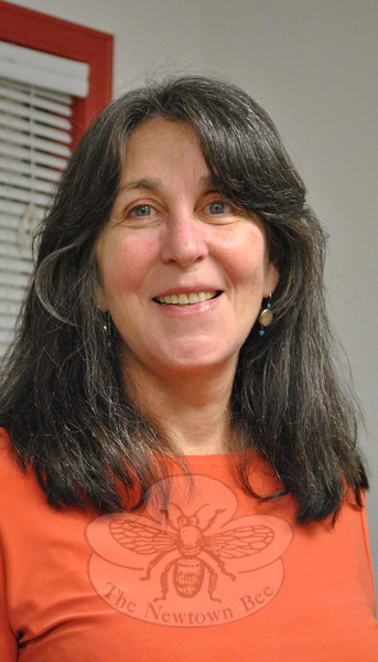 Registered nurse Alice Falkowitz, who has lived in Newtown since 2002, is this week's Snapshot focus. (Crevier photo)