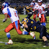 Olmsted Falls vs JFK football :
