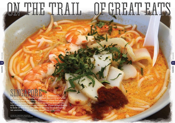 On the Trail of Great Eats (Silkwinds)