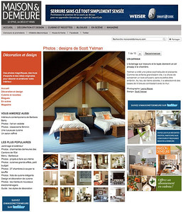 Maison & Demeure online magazine October 2011 http://houseandhome.com/design/photo-gallery-scott-yetman-designs?page=0