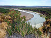 """RIO GRANDE VISTA<br /> And so, with a view over the river of our neighbors a country away, I say """"Adios, amigos"""" for now. I hope to see you all somewhere on down the trail. As always, thanks for tuning in."""