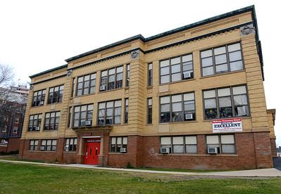 KRISTIN BAUER | CHRONICLE McKinley Elementary School.