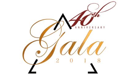 PAC Gala 40th
