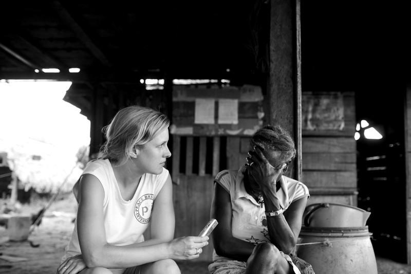La labor de incidencia de PBI ha jugado un papel fundamental para destacar las violaciones de derechos humanos en Colombia y la situación de riesgo de las organizaciones defensoras. <br /> Foto: Charlotte Kesl