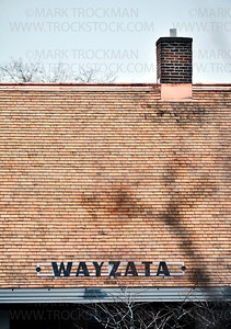 The Wayzata Depot hosts only shadows during the day Friday, Nov. 30, but will host dozens of folks witnessing the annual tree lighting ceremony later that evening with Mayor Ken Wilcox.