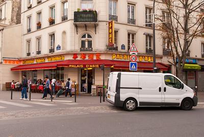 Paris - District 13 - quận 13