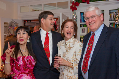 Michael and Inmo Parloff Host Parlance Chamber Concert and Benefit Gala on 12/20/2009