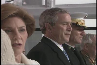 002-Bush Inauguration
