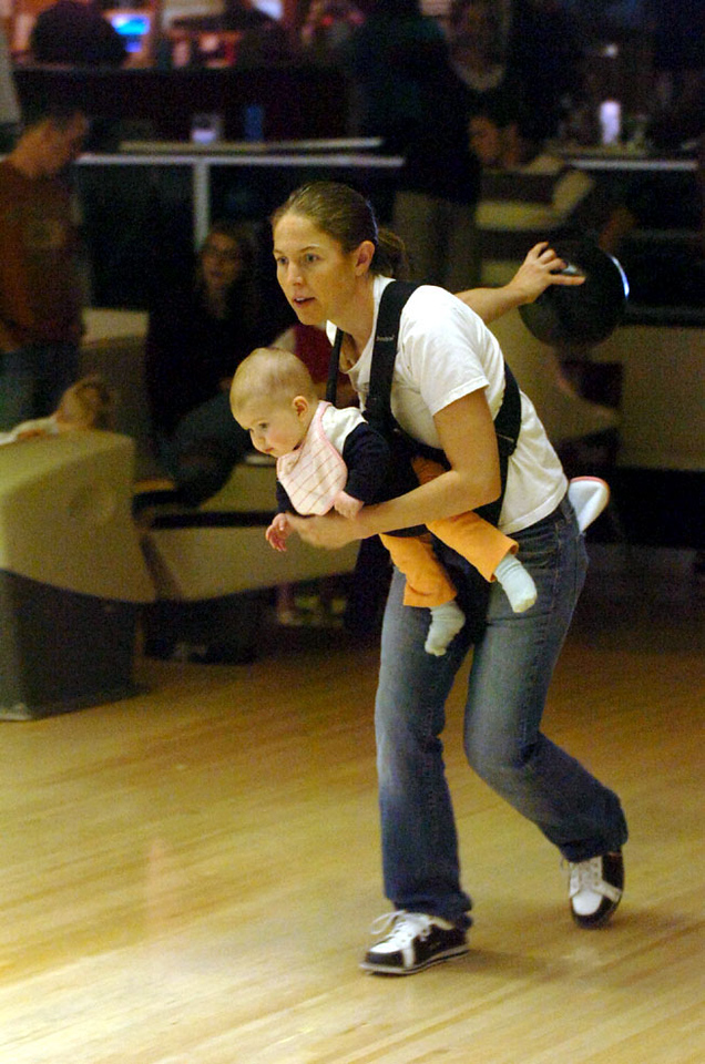 bowlingwithbaby