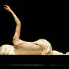 Leah Caruana in 'DEFINITIONS I' choreographed by Patricia Weeks.