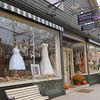 Sabrina Style, located in the historic Sandy Hook Post Office space on Washington Avenue, caters to young women and mature women looking for that one-of-a-kind dress for a special event, and also carries a line of trendy tuxedoes.  (Crevier photo)