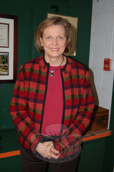Elaine McClure began serving as the Board of Education's chair in 1999, two years after she started her time on the board, and attended her last meeting as the chair on November 17. Ms McClure said she is looking forward to spending time with her other pleasures.      —Bee photo, Hallabeck
