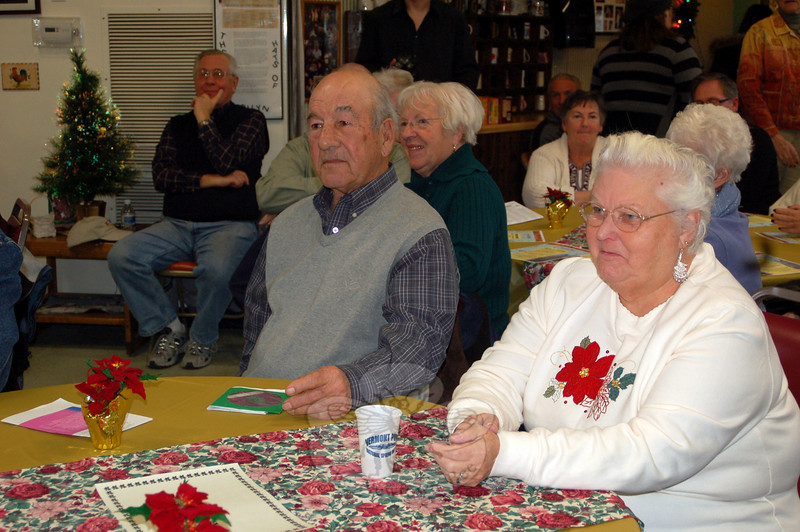 The Newtown Senior Center hosted the regional finals for the Health Net Senior Stars karaoke event, a statewide American Idol-like competition for senior citizens, at the Newtown Senior Center, Wednesday, December 2.