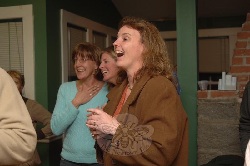 Election Night 2009  (Bobowick photo)