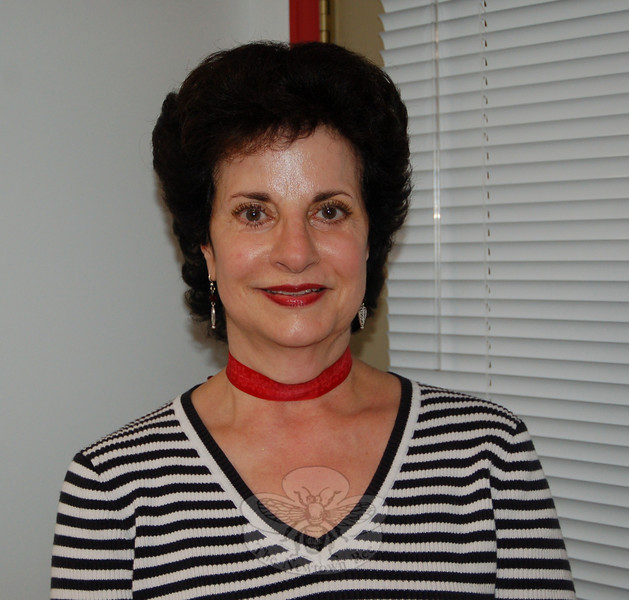 Barbara Capozziello is the subject of the October 23, 2009 Snapshot.  (Crevier photo)