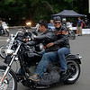 The Firehouse Motorcycle Ride on Sunday, September 12, raised funds for Newtown Hook & Ladder Fire Company #1. The ride and pig roast held at 71 South Main Street saw guests both indoors and out as the ride kicked off at 10 am. Riders left the lot either alone or with their passengers to head out through Brookfield and Bridgewater.  (Bobowick photo)