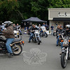 The Firehouse Motorcycle Ride on Sunday, September 12, raised funds for Newtown Hook & Ladder Fire Company #1.  (Bobowick photo)