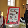 A 50-50 raffle was one of the events during Newtown Senior Center's recent Holiday party.  (Crevier photo)