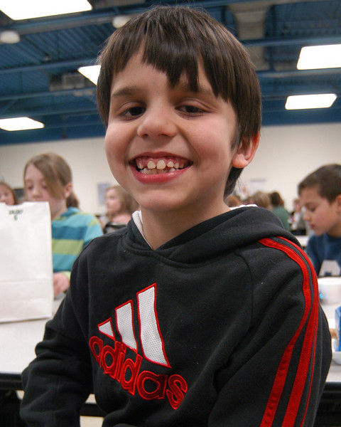 Newtown Bee: How will Newtown be different in 100 years? Wyatt Cerreta: There will be flying cars. (Newtown Bee photo)
