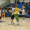Newtown Underwater Search And Rescue (NUSAR) hosted the Harlem Superstars for NUSAR's annual comedy basketball game/fundraiser on Saturday, March 5.   (Hallabeck photo)