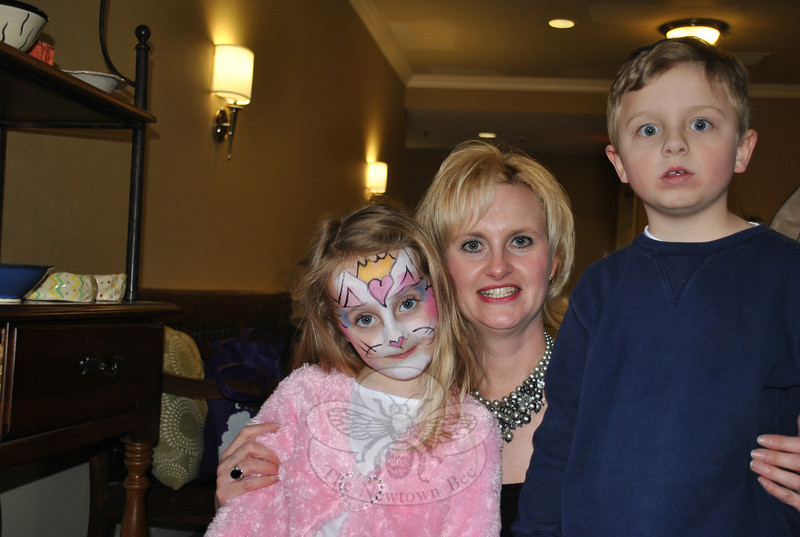 Spring Fest at Maplewood on April 2 offered activites for everyone in the family.  (Crevier photo)