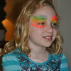 Angela Carriero took advantage of the face painting offered during Spring Fest, April 2 at Maplewood.  (Crevier photo)