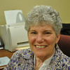 Linda Manganaro brings experience and a concern for the welfare of the elderly to her new position as executive director at Nunnawauk Meadows. Ms Manganaro stepped into the job April 1.  (Crevier photo)