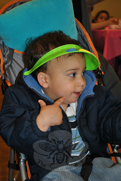 Attendees of all ages showed up for Spring Fest on April 2.  (Crevier photo)