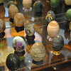 Each egg in Sara Washicko's collection holds a special place in her heart.  (Crevier photo)