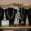 Handmade jewelry by DOrazio Sisters Cheesecakes & Goodies co-owner JoJo D'Orazio makes a great gift. Customers can see her entire line on display at the Newtown bakery, which is located at 365 South Main Street.  (Voket photo)