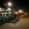 Botsford Fire Rescue's Spring Carnival opened quietly at Newtown High School on Wednesday, April 20.  (Hicks photo)