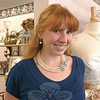 Newtown Bee: As staff and customers at Julie Allen Bridal, will you be watching the royal wedding of Prince William and Kate Middleton this Friday, April 29? If so, will you watch it at 4 am when coverage begins? Lauren Mattegat: I'll be DVRing it, because I don't want to get up at 4 in the morning. I really just want to see what her dress looks like.  (Hallabeck photo)