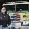 Wayne Ciaccia, the chief of Botsford Fire Rescue, is regularly frustrated at the number of civilian vehicles that do not pull over to the side of a road and come to a stop when he or his firefighters are responding to an emergency.  (Hicks photo)
