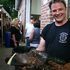 "Rob Sibley shows off the 11-pound lobster that was raffled Friday night.  (Hicks photo) NOTE: additional photos from LobterFest can be found in their own photo gallery, found here: <a href=""http://photos.newtownbee.com/Events/24th-Annual-Sandy-Hook-Lobster/17597124_2qVGdM#1340648801_zvgNTZN"">http://photos.newtownbee.com/Events/24th-Annual-Sandy-Hook-Lobster/17597124_2qVGdM#1340648801_zvgNTZN</a>"