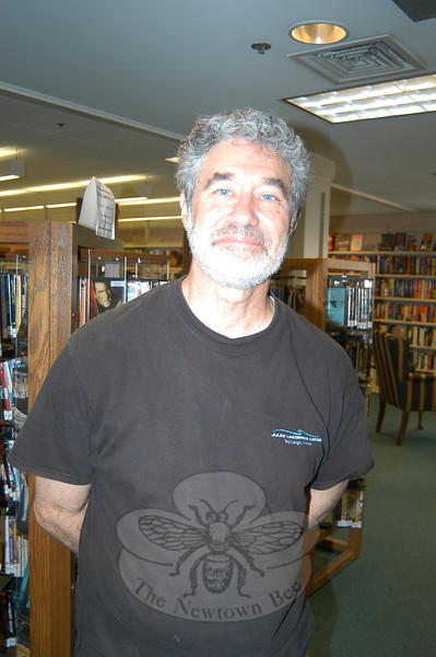 Newtown Bee: Do you think Newtown still has a rural character? Stephen Kostes: Absolutely, but I'm prejudiced. I grew up in New York.  (Hallabeck photo)