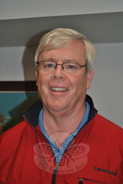 Newtown Lions Club President Ray Keegan, who has lived with his wife Lynn in Newtown for 22 years, is featured in this week's Snapshot column.  (Crevier photo)