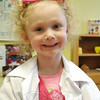 Newtown Bee: Who is the most important person in the world? Sophia Re: A doctor.  (Hallabeck photo)