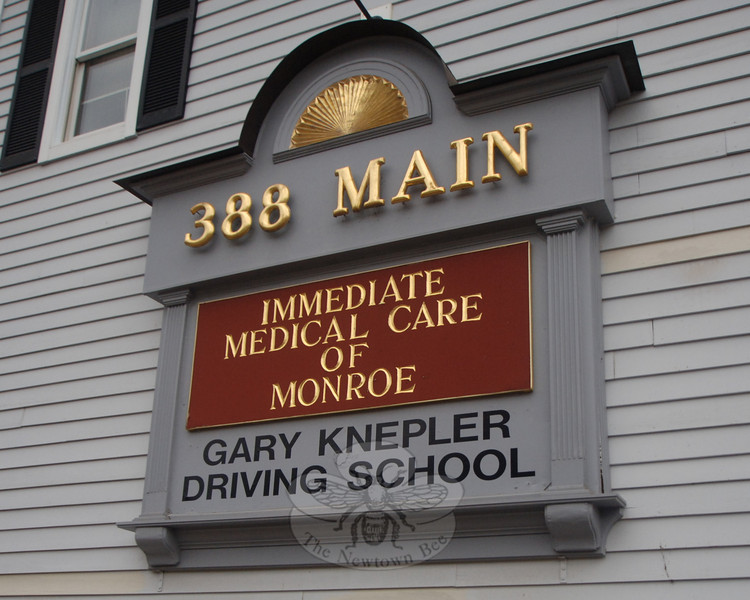 Gary Knepler recently relocated to a centralized classroom and driver evaluation facility at 388 Main Street (Route 25) in Monroe.  (Bobowick photo)