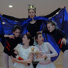 What is a holiday festival without a dash of Nutcracker? Newtown's 26th Annual Holiday Festival will have a number of family friendly events on Sunday, including two performances of Nutcracker Suite Ballet by Malenkee Ballet Repertoire Company and students of Newtown Centre of Classical Ballet. Among the dancers featured this year are Alexandra Hamar, lording over this group as the Rat Queen; and, in front from left, Julia Reczek as a Rat, Victoria Madden and Jenna Siroky as Clara (one for each performance, at noon at 2 pm), and Elizabeth Delp as another Rat.  (Bobowick photo)