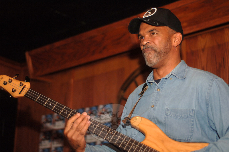 Local musician Steve Clarke will sit in with Mingo Lewis's band Room of Voices on December 9.  (Bobowick photo)