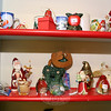 Like many of their career counterparts, the volunteers at Cornerstone Thrift Ministry at Newtown Congregational Church have surrounded themselves with Christmas… even if the big holiday is still six weeks away. Cornerstone volunteers recently spent a number of hours restocking the center with goodies for the holiday. There are shelves and bookcases filled with decorative items and home accessories, including dining and serving ware, Nativity scenes/crèche sets, Christmas cards, candles and candleholders, red and green clothing, and all kinds of goodies. (Hicks photo)